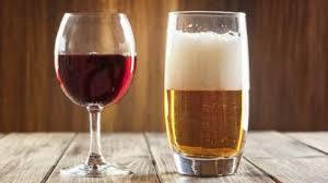 Вино или <b>пиво</b> - что менее вредно? - BBC News Русская служба