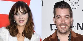 Zooey Deschanel Is Dating 'Property Brothers' Star Jonathan Scott ...