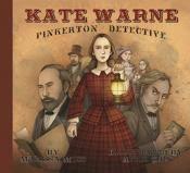Kate Warne: Pinkerton Detective by Marissa ... - Junior Library Guild