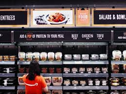 amazon go will offer checkout shopping wired