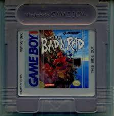 Handheld video game:Nintendo Game Boy <b>Skate</b> or <b>Die</b>: Bad 'n' Rad