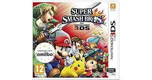 <b>Super Smash</b> Bros. <b>for 3DS</b> (<b>Nintendo 3DS</b>): Amazon.co.uk: PC ...