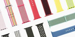 Apple announces <b>new Watch bands</b> with 'vibrant colors for spring ...