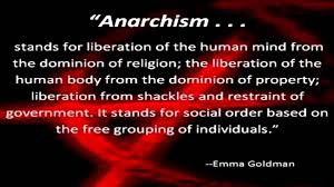 pierre joseph proudhon robert graham s anarchism weblog goldman quote