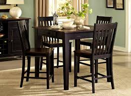 Dining Room Set Counter Height Extraordinary Products Fcramco Inc Fcolor Fparkwood Retro