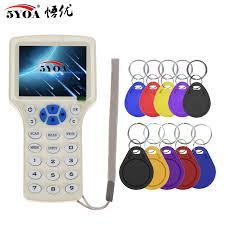 <b>RFID</b> Копир Писатель ридеры Дубликатор 125 кГц 13,56 МГц ...