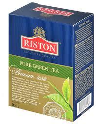 <b>Чай зеленый Riston Pure green</b> — купить по выгодной цене на ...