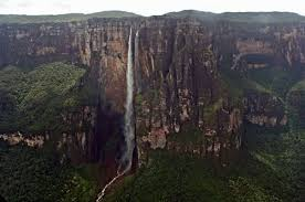 Image result for Salto El Ángel, venezuela