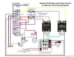 watlow 96 rancilio silvia brew and steam pid control wiring diagram opto 22 ac control ssr 120a25 crydom dc control ssr td2425 watlow 96a0 ckar