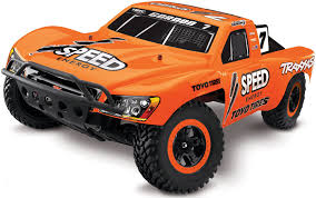 <b>Радиоуправляемая</b> модель <b>Traxxas Slash</b> 1/10 2WD VXL TQi ...