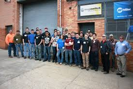 awisco s 2015 trade show awisco students of the sussex county technical school