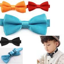Красивый классический детский <b>галстук бабочка</b> для мальчиков и ...