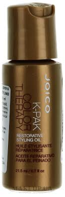 <b>Joico K</b>-<b>Pak Color Therapy Restorative Styling Oil</b> - <b>Масло</b> ...