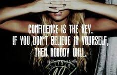 Confidence Quotes on Pinterest | Self Confidence Quotes, Be ...