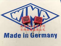 <b>2019 hot sale 10pcs/20pcs</b> Germany WIMA MKP10 630V 0.1UF ...