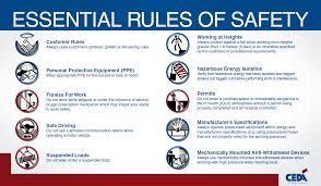 safety culture ceda other initiatives designed to ensure safety is at the forefront of all of our activities include