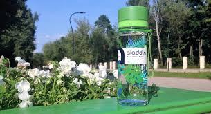 Кристальная ясность: <b>Бутылка</b> для воды <b>Aladdin Aveo</b> – Gvozdoder