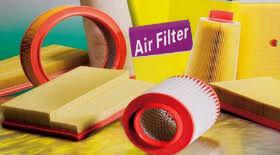 <b>Воздушный фильтр двигателя</b>. Что это такое? Функции и ...