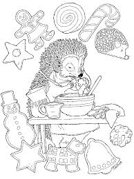Small Picture Hedgies Cookies