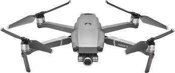 Купить <b>Квадрокоптер DJI Mavic 2</b> Zoom с камерой, серый в ...