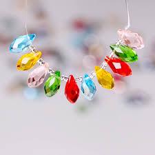 Online Shop <b>ZHUBI Crystal Drop</b> Blue <b>Pendants</b> 6*12/10*20/12 ...