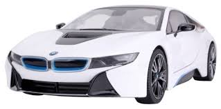 Легковой автомобиль <b>Rastar BMW</b> I8 (71010) 1:14 — купить по ...