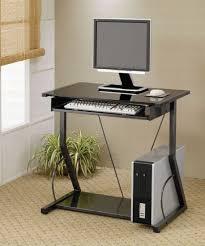 sy small computer desk for black computer desks home