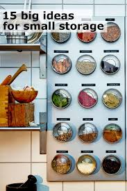 space living ideas ikea:  big ideas from ikea for small storage