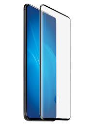 <b>Закаленное стекло DF для</b> Samsung Galaxy S20 Plus 3D Full ...