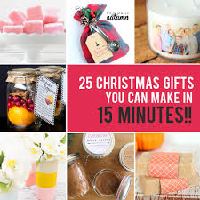 25 easy homemade <b>Christmas gifts</b> you can make in 15 minutes - It's ...