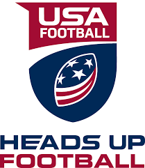 Image result for heads up football logo