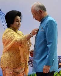 Image result for Measure for measure, it's all in Rosmah's bag