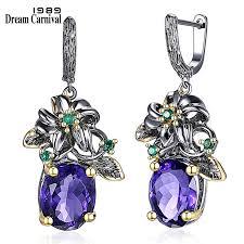 DreamCarnival <b>1989</b> Elegant Amazing Price Earings Flower Look ...