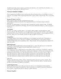 doc example of good executive summary sample executive doc12851660 dissertation executive summaries example of good executive summary