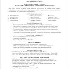 resume dental assistant s dental lewesmr sample resume best sle resume dental assistant resumes
