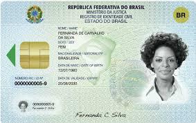 Image result for identidade única do cidadão