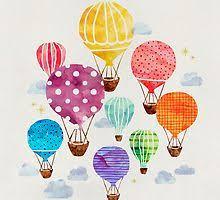 <b>Hot Air Balloon</b> Postcards | Redbubble