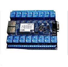 Hi-Link HLK-SW16 <b>16 Channel</b> WiFi Controlled <b>Relay</b> Board, Rs ...