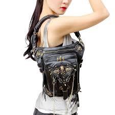 Gothic <b>Steampunk Bag</b> — Boots N Bags Heaven