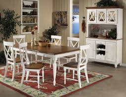 French Country Dining Room Furniture Sets White Dining Table Josep Homes Collection