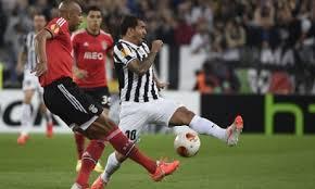 Juventus vs Benfica
