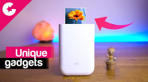 <b>Xiaomi</b> Pocket <b>AR</b> Photo <b>Printer</b> - Unique Gadget! - YouTube