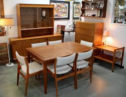danish modern teak chairs