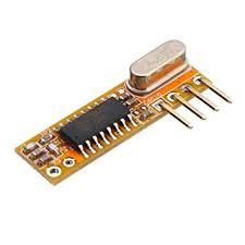 Questquo <b>5Pcs Rxb12 315Mhz</b>/433Mhz <b>Superheterodyne</b>: Amazon ...
