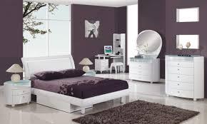 cozy white purple bedroom ideas