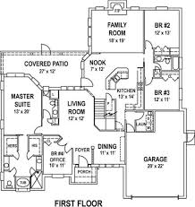Best Ranch Open Floor Plan House Plans Unique Excerpt One        Office Large size Bedroom House Plans Botilight Com Elegant In Small Home Decoration Ideas
