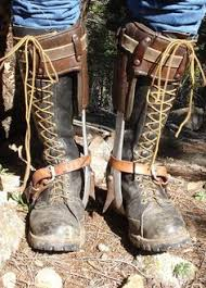 telephone lineman s bucket now featured on fab historical wesco lineman boots