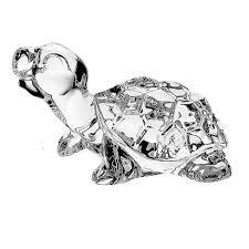 <b>Фигурка Crystal</b> BOHEMIA Animals Черепаха - цена от 1 500 р