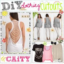 diy; <b>clothing cutouts</b> | DIY & Crafts that I love | Diy <b>clothes</b>, Diy shirt ...