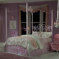 princess room furniture. standard furniture princess canopy bed in pink metal room r